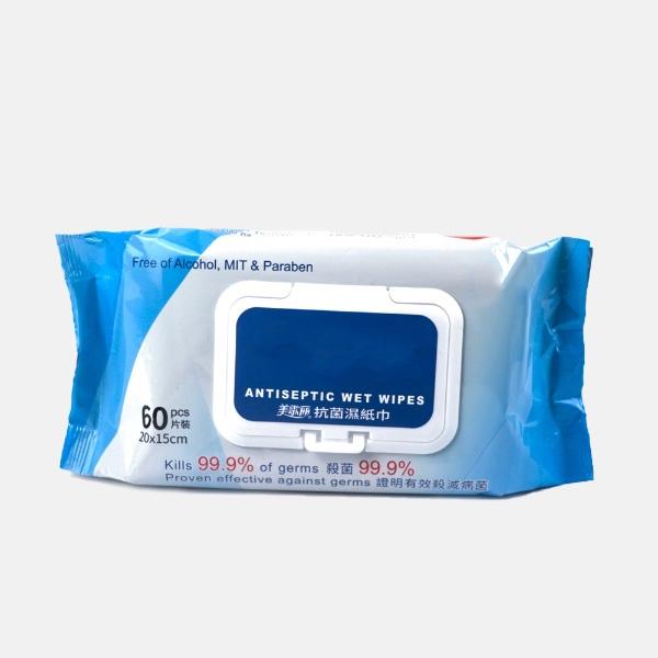 消毒湿纸巾包装