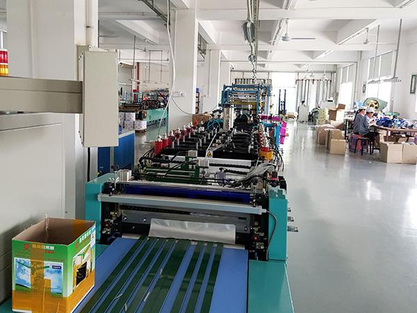 日山红生产厂房