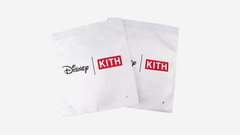 KITH服装包装袋定制案例