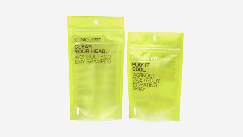倩碧化妆品包装袋定制案例